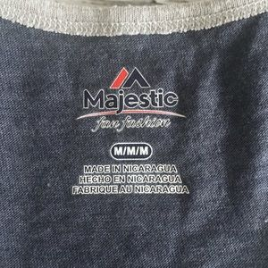 Majestic Tops - Majestic Cleveland Indians Tank